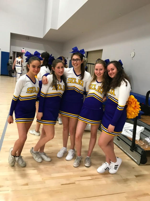 Cheer Squad (1) - Spring 2019