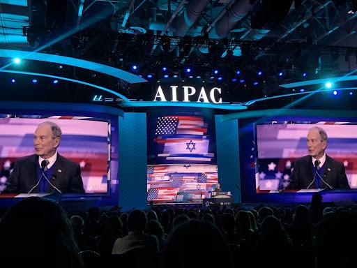 AIPAC 2020 - Bloomberg